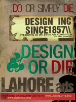 Design or Die by sufined
