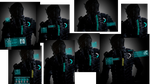 Rainmeter Dead Space Rig all-in-one skin by louiezzz