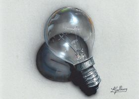 time lapse light bulb by personnedali