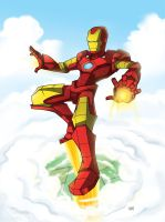 IRONMAN by spewtank