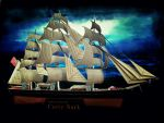 Cutty Sark by AnnaSulikowska
