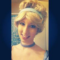 Cinderella Wig by Darkmoonwanted