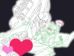 Censored Megatron x Emerald by Emerarudo-chan