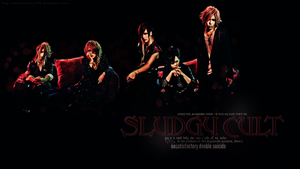 the GazettE TOXIC Wallpaper by BeforeIDecay1996