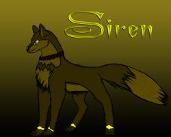 Siren- SirensScreaming by AG-Wing