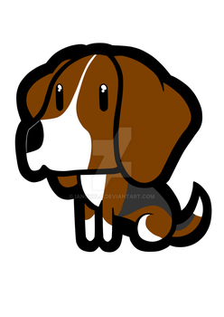 Beagle by IanCholo