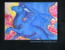 Leundra ACEO by Shadowmanic
