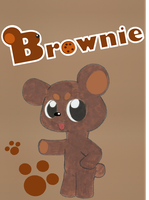 Smart Brownie by Alice-of-Africa