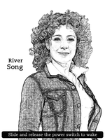 River Song by Glorious-Dawn