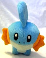 Mudkip Pokedoll by PokePlushProject