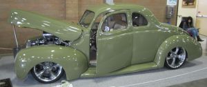 40 Ford Deluxe by zypherion