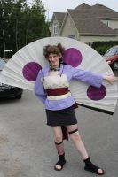 Temari cosplay 2009 by moordred-fangirl