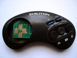 Zhiliton Joypad by GintasDX