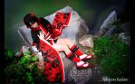 Ninon Beart Cosplay 02 by Bastetsama-Cosplay