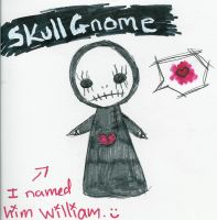 Skullgnome of Mine by and-so-she-falls