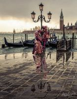The Carnival of Venice by AliaChek