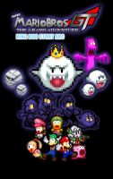 SMBGT - King Boo Story Arc Poster by KingAsylus91