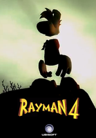 Rayman 4 Box Art by SquizCat
