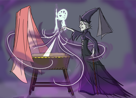The curse of Sleeping Beauty by Nexils