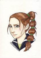 District 2 Tribute: Clove by miriamartist