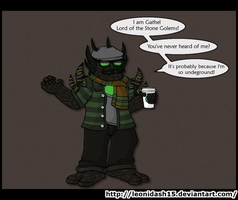 Underground Hipster of Darkness by Leonidash15