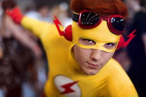Kid Flash - Young Justice by Kaogumi