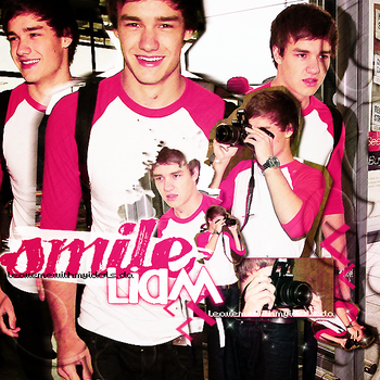 +Smile Liam by Leavemewithmyidols