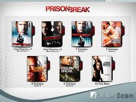 Prison Break Icon Pack by GianMendes