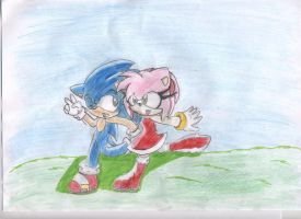 sonamy 4 BrokenAngel001 by cindythedog