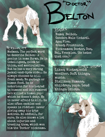 Call me a doctor... {BELTON} by weaselbites