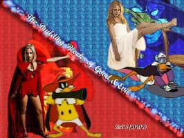 Good and Evil: BtVS + DWD by PatriciaTepes