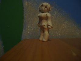 Clay Figure 2 by Zac--Attack