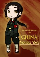 People's Republic of China by TwilightRose2