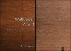Wallpaper Wood : 1920x1080 by GuillenDesign