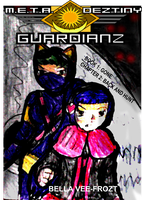 META Destiny Guardianz B1 C2 Cover by veekaizhanez