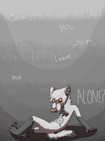 Alone by grotesqueGuts