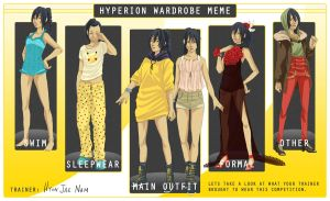 Hyun Jae wardrobe meme by Awesome-Vince