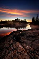 Kapuskasing river 2 by northernbackroads