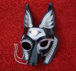Industrial Anubis Mask #38 by merimask