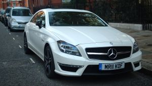 Mercedes-Benz CLS63 AMG by ShadowPhotography