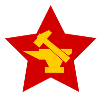 League of Labour Emblem by Party9999999