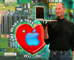 THE HEART AND SOUL OF APPLE by SCT-GRAPHICS