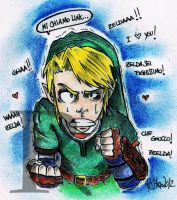 My name is LINK! by RustaFox