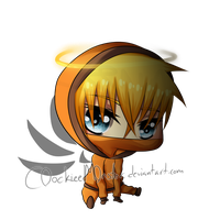 SP - Chibi Kenny by C0ockieeM0nster