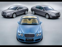 Bentley Combo - 3 car combo by shawngee