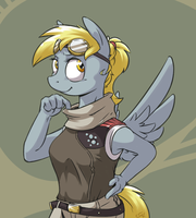 Desert Weather Mare by CassetteSet