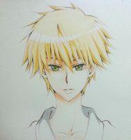 Usui Takumi by thumbelin0811