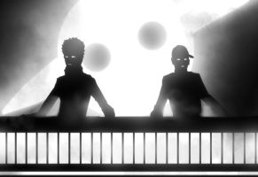 Knife Party by AdmiralJCB