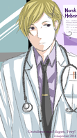 Doctor Norge on duty~ by ceefam