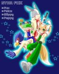 Star Fox Team by NoodleShady by Cartoon-Obsessions